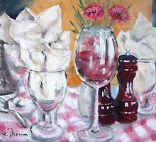 Fine Dining by Marie Theron