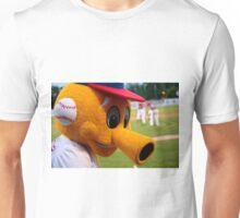 Goldie, the Mascot Unisex T-Shirt