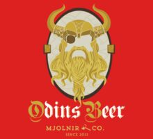 Buy Odin's Beer Baby Tee