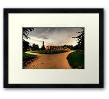 Tarrow House Framed Print