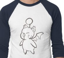 Final Fantasy Mog Men's Baseball ¾ T-Shirt