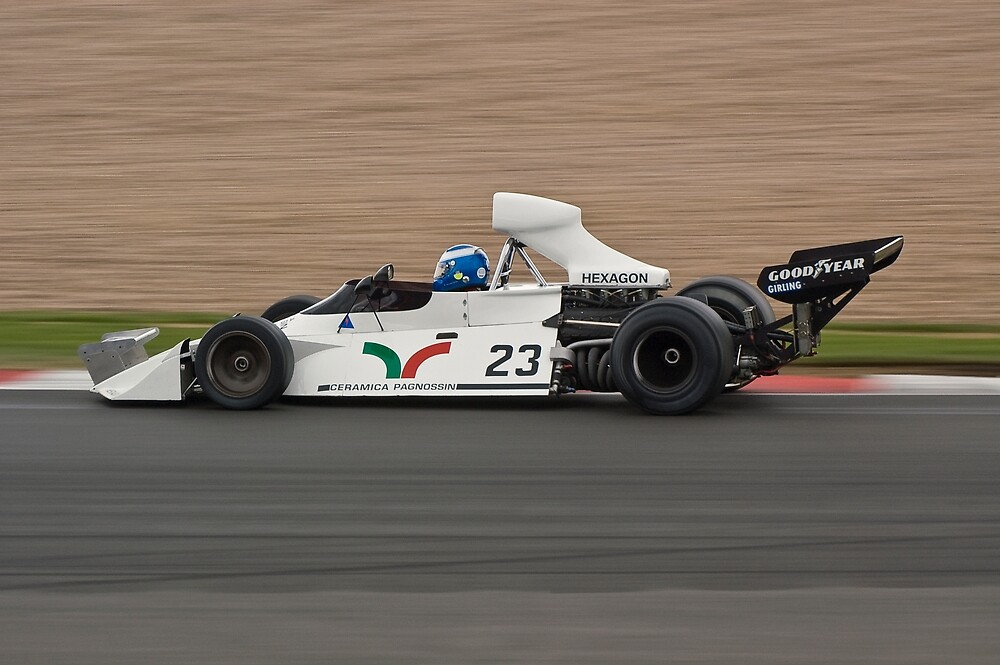 1974 Brabham BT42 by Willie Jackson
