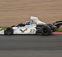 1974 Brabham BT42 by Willie Jackson