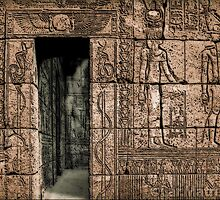 The Egyptian Apparition by Lar Matre