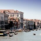 Venetian Holiday by alriccio