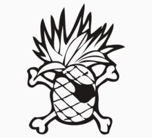 The Pineapple Pirate by Jared OfferHall