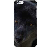 """""""Wilderness Wolf"""" iPhone Case/Skin"""