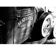 Mr. Fender Photographic Print