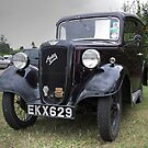 1938 Austin 7 Car by Hertsman