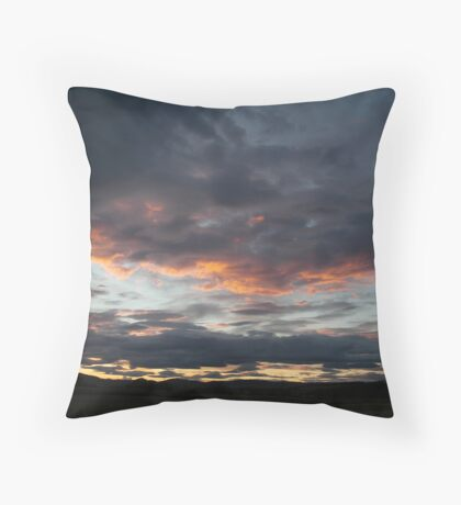 The Gloaming Throw Pillow