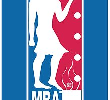 Matzo Ball Association Card for Passover by TsipiLevin