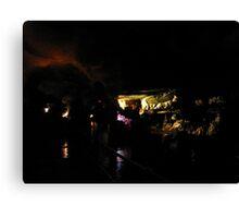 Howe Caverns- New York (3) Canvas Print