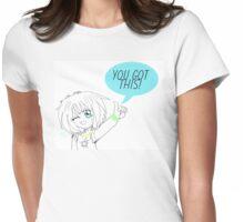 Chibi Izumi - 'You got This' Womens Fitted T-Shirt