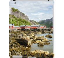 Rorbuer Relaxation iPad Case/Skin