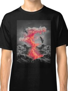 Burn Brighter In the Dark  Classic T-Shirt