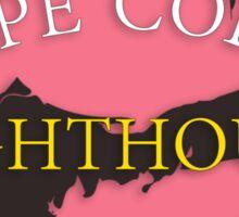 Cape Cod - Lighthouse Beach Sticker
