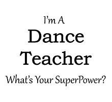 Dance Teacher by cheriverymery