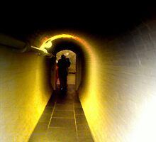 Tunnel vision. by Livvy Young