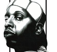 Talib Kweli by Robert Shoemaker IV