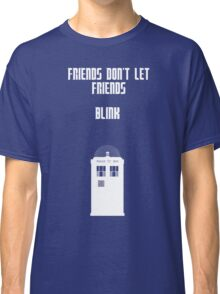 Friends Series - Doctor Who Classic T-Shirt