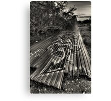 Before or After? Canvas Print