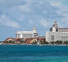 Hotel Zone. Cancun. Mexico by vadim19