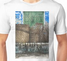 Behind the door Unisex T-Shirt