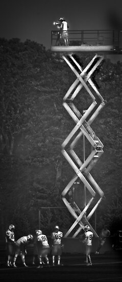 Upstairs, Downstairs by Peter Maeck