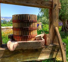 Medieval Bucket by Rachael Towne