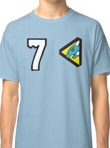 Dino Charge/Kyoryuger Aqua/Cyan Classic T-Shirt