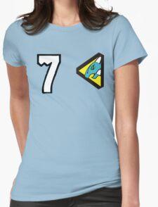 Dino Charge/Kyoryuger Aqua/Cyan T-Shirt