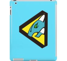Dino Charge/Kyoryuger Aqua/Cyan iPad Case/Skin