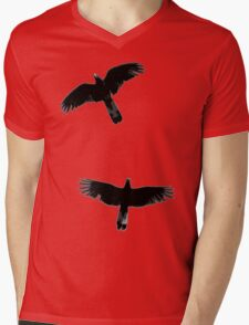Fly Away With Me Mens V-Neck T-Shirt
