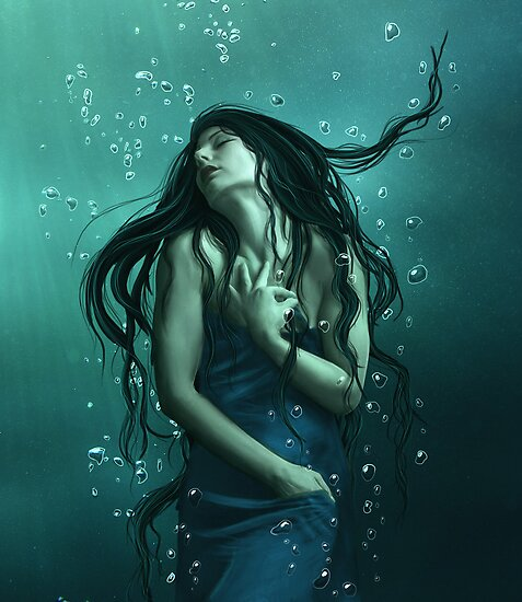 Deep Water by jadekart
