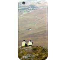 Mountain People iPhone Case/Skin