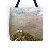 Mountain People Tote Bag