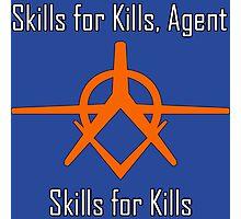 Crackdown - Skills for Kills Photographic Print