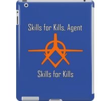 Crackdown - Skills for Kills iPad Case/Skin