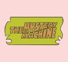 The Mystery Machine Kids Clothes