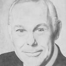 Johnny Carson by Christy  Bruna
