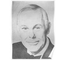 Johnny Carson Poster