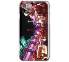 Tomorrowland at Night iPhone Case/Skin