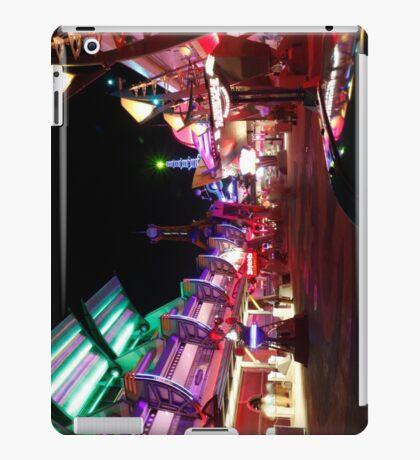 Tomorrowland at Night iPad Case/Skin