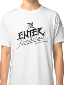 Metallica - Enter Sandman Classic T-Shirt