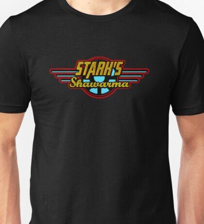Stark's Shawarma Unisex T-Shirt