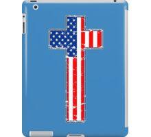 UNITED STATES OF JESUS iPad Case/Skin