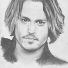 Johnny Depp by Christy  Bruna