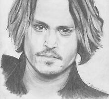 Johnny Depp by Christy  Bruna