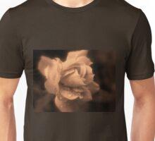 Monochrone Rose Unisex T-Shirt