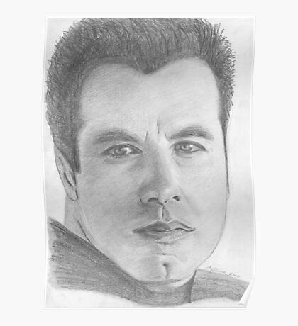John Travolta Poster